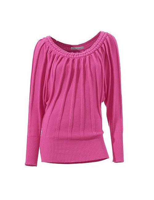 Ashley Brooke | Женский Пуловер В Рубчик