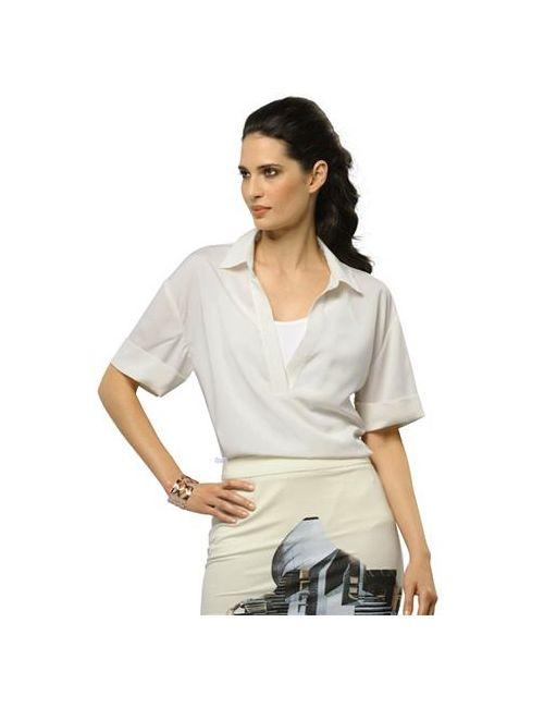 ALBA MODA WHITE   Женская Блузка-Кофточка