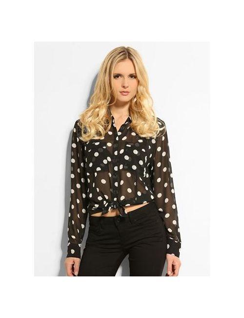 Guess | Женская Блуза Polka Dots Charlotte
