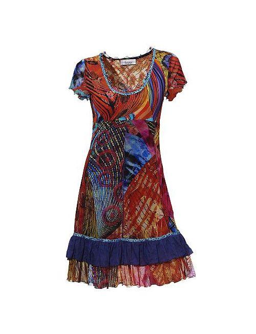 Linea Tesini | Женское Платье С Принтом