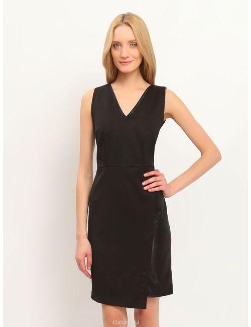 Top Secret   Женское Чёрное Платье