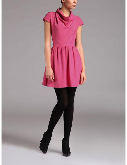 Troll   Женское Розовое Платье