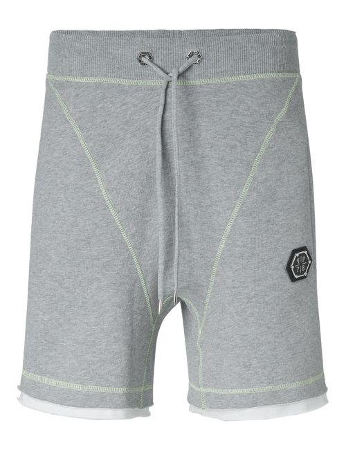 Philipp Plein | Серый Jogging Shorts Chill Out