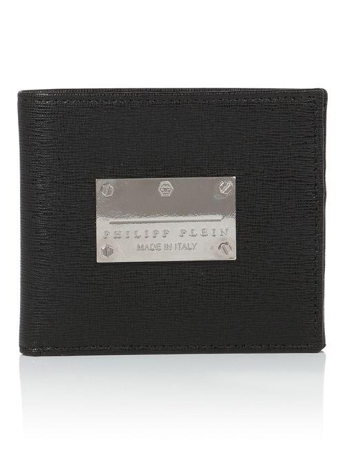 Philipp Plein | Черный American Wallet Gospel