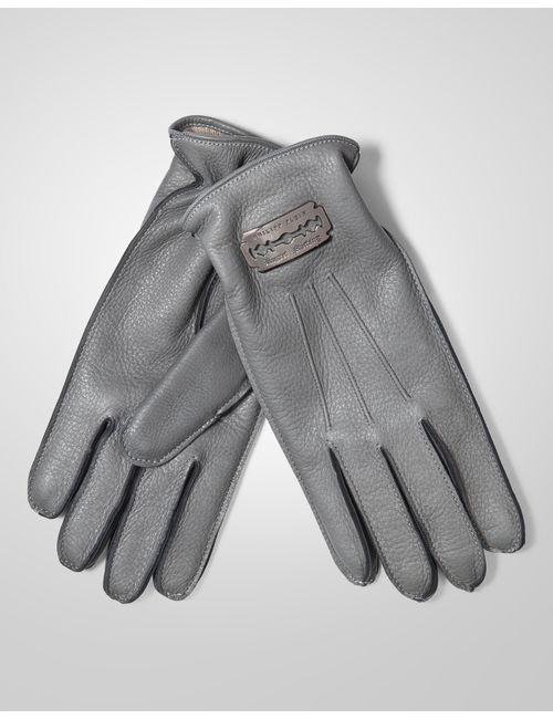Philipp Plein | Серый Gloves Blade