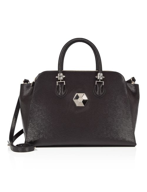Philipp Plein | Чёрный Top Handle 300 Windy