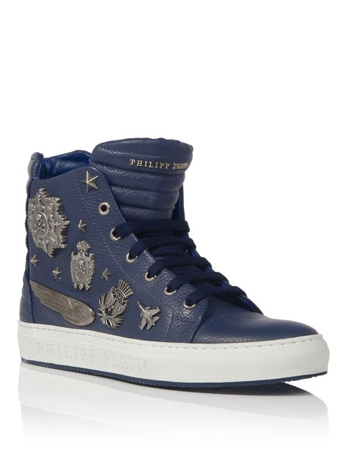 Philipp Plein | B0 High Sneakers Old Army