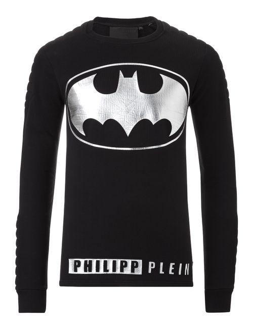 Philipp Plein | Чёрный Long Sleeves Bat Drk