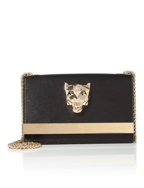 Philipp Plein | Чёрный Shoulder Bag M Duchesse