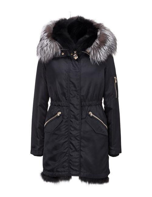 Philipp Plein | Черный Coat Trend