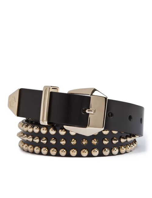 Philipp Plein | Чёрный Belt Gotta Get You