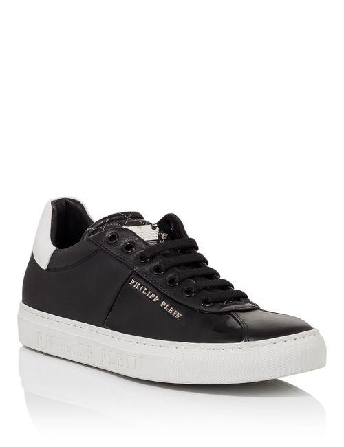 Philipp Plein | Чёрный Low Sneakers Optical