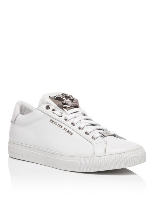 Philipp Plein | Белый Low Sneakers It Is Fine Again