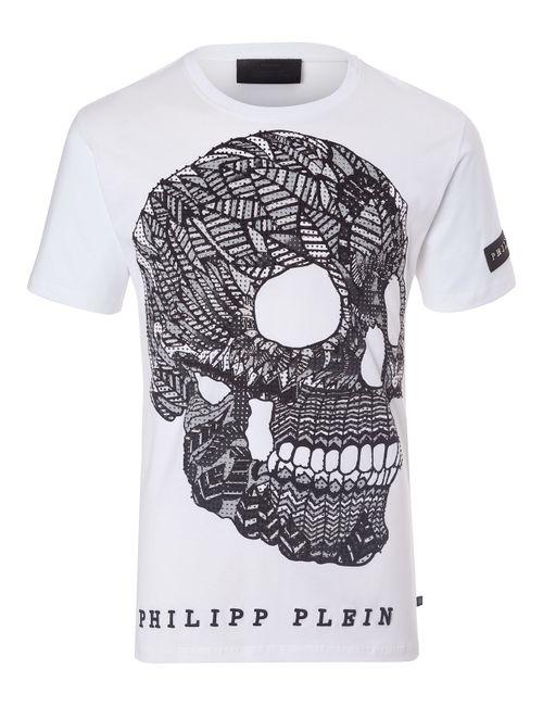 Philipp Plein | Белый T-Shirt Mirage