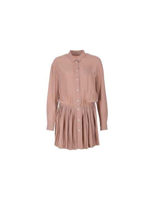N-21 | Женское Розовое Платье