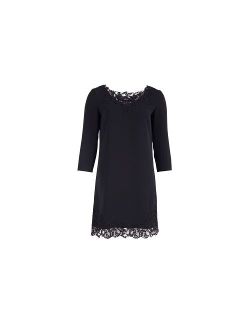 Frankie Morello | Женское Чёрное Платье