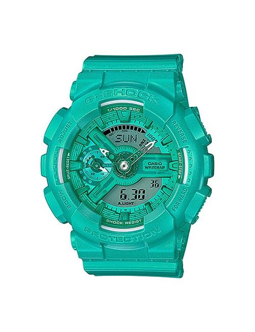 Casio | Мужские Голубы Электронные Часы G-Shock Gma-S110vc-3a