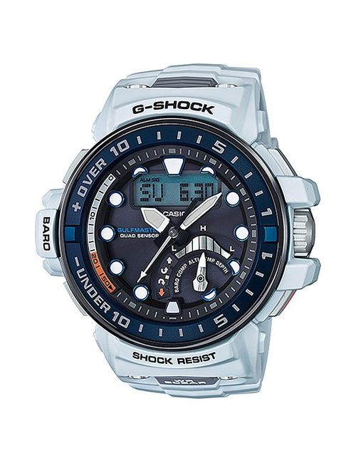 Casio | Мужские Синие Электронные Часы G-Shock Premium Gwn-Q1000-7a
