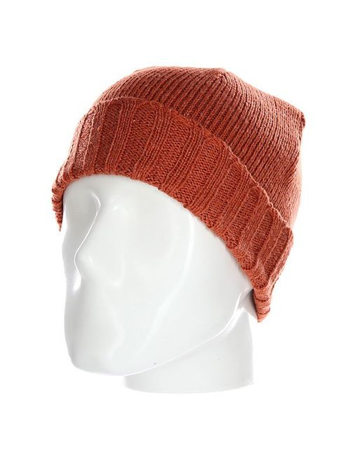 Dekline | Мужская Чёрная Шапка Machine Knit Scull Beanie Assorted