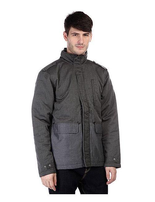 Dcshoes | Мужская Серая Куртка Dc Rover Fill Eu Jacket Heather