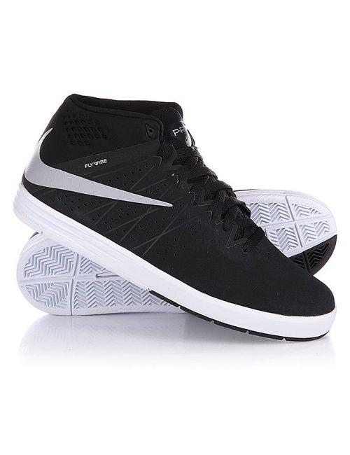 Nike | Мужские Чёрные Кеды Кроссовки Высокие Paul Rodriguez Ctd Mid