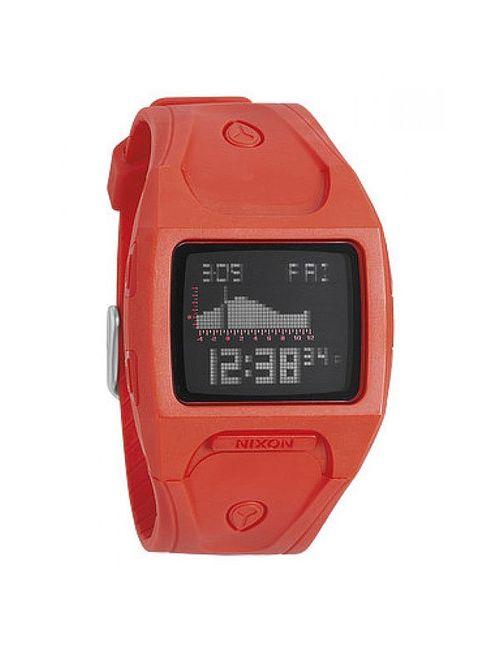 Nixon | Мужские Часы Lodown Neon Orange