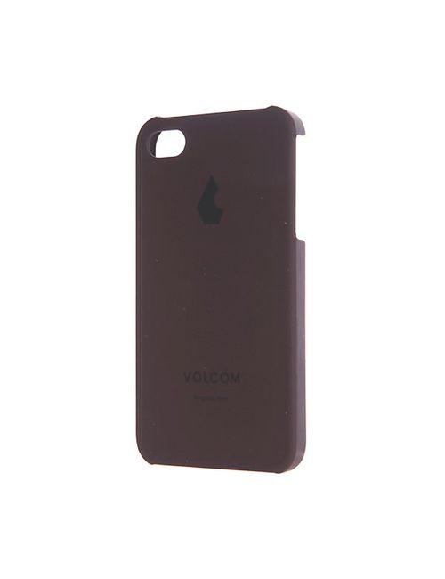 Volcom | Женский Коричневый Чехол Для Iphone Iphone4s Hard Case Burgundy
