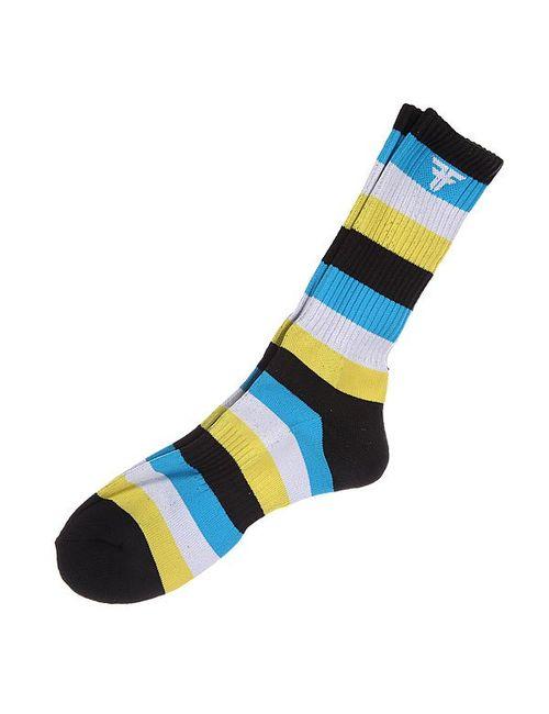 Fallen | Мужские Многоцветные Носки Trademark Striped Multi Colour