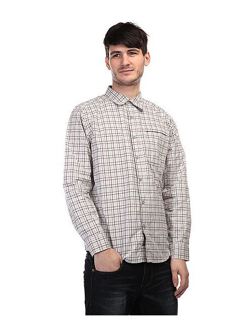 Marmot | Мужская Серая Рубашка В Клетку Cordova Plaid Mirage Grey