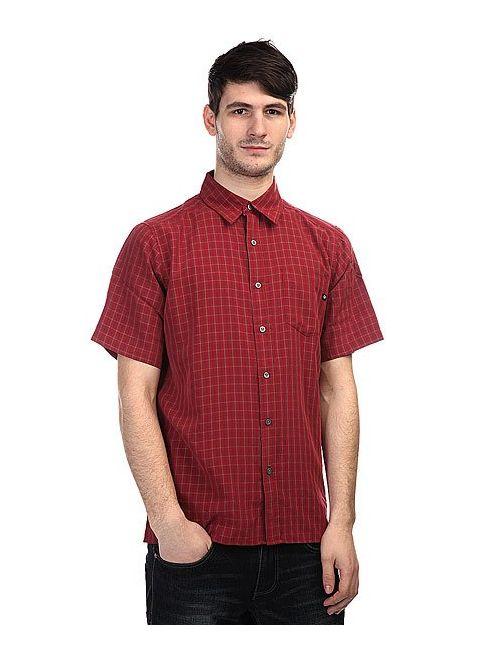 Marmot | Мужская Красная Рубашка В Клетку Eldridge Brick