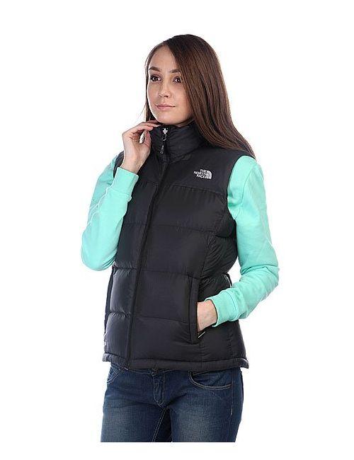 The North Face | Женский Жилет Женский Nuptse Vest Tnf Black