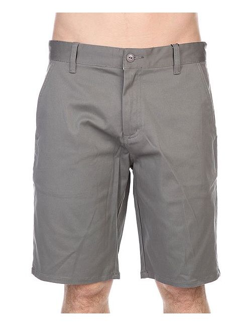 Etnies | Мужские Серые Шорты Classic Slim Chino Short Grey