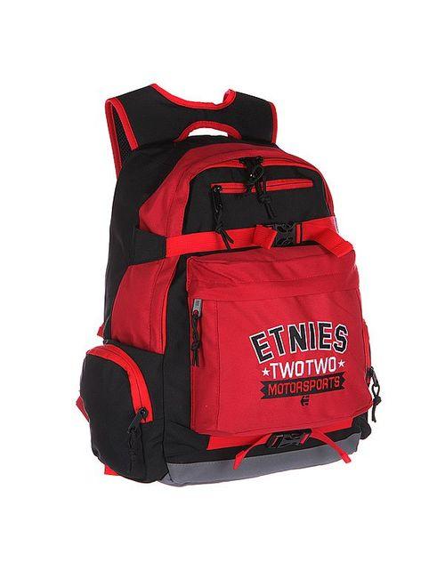 Etnies | Мужской Красный Рюкзак Solito Backpack Red/Black