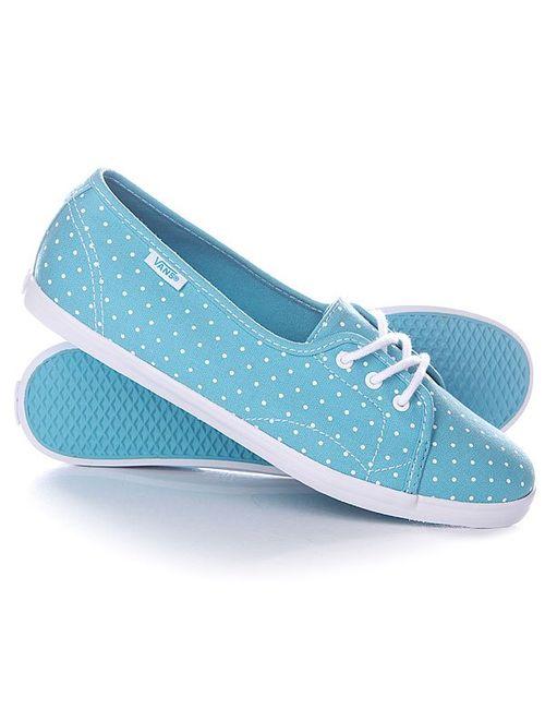 Vans | Женские Голубы Кеды Кроссовки Женские Leah Polka Dots Maui