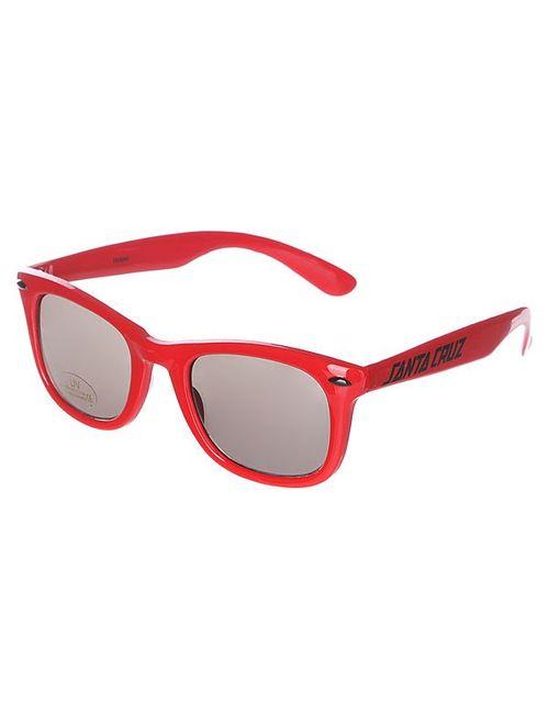 Santa Cruz   Мужские Красные Очки Strip Gloss Red
