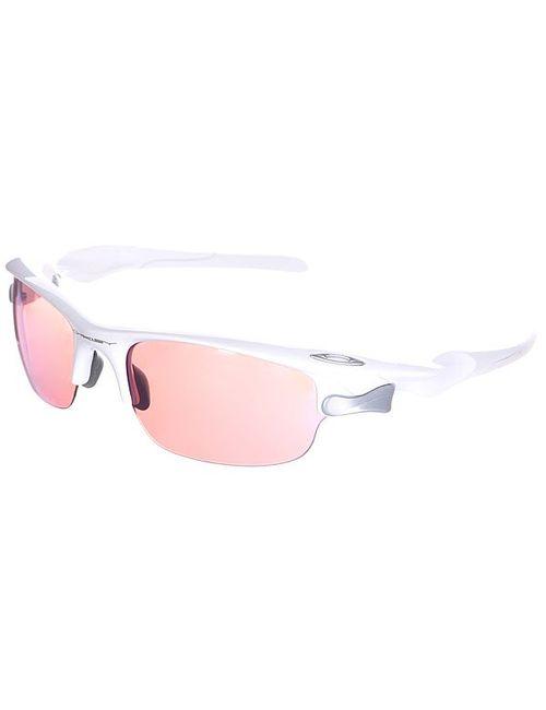 Oakley | Мужские Белые Очки Fast Jacket Pol White