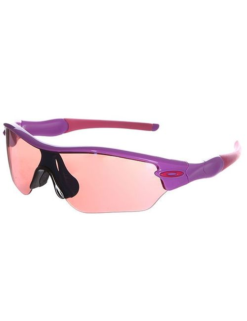 Oakley | Мужские Розовые Очки Radar Edge Helio Purple / G30