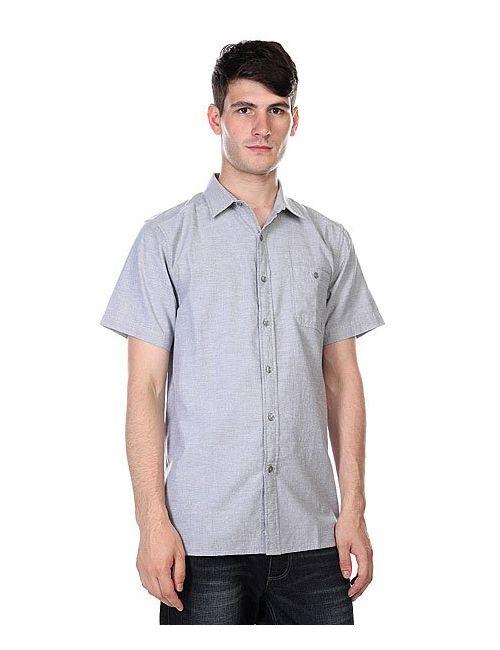 Nixon | Мужская Рубашка Harris Shirt Gray