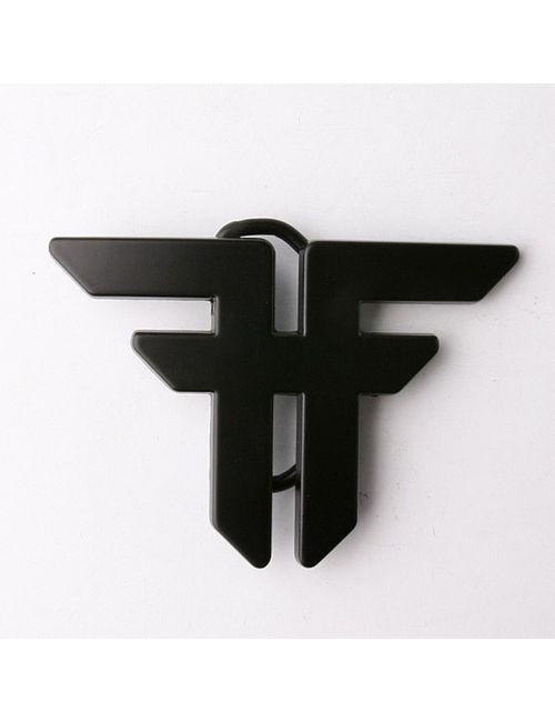 Fallen | Мужская Чёрная Пряжка Trademark Buckle Matte Black