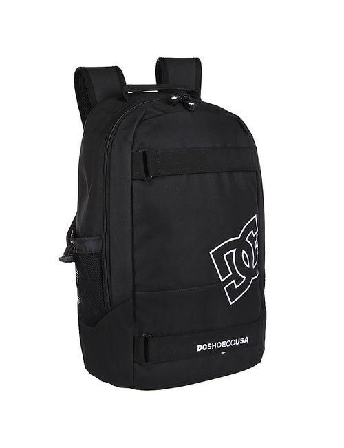 Dcshoes | Мужской Чёрный Рюкзак Спортивный Dc Grind Black