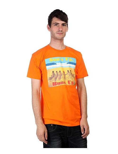 Lost | Мужская Оранжевая Футболка Suns Up Orange