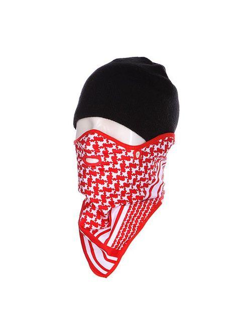Airhole | Женская Красная Маска Женская S2 Afghan