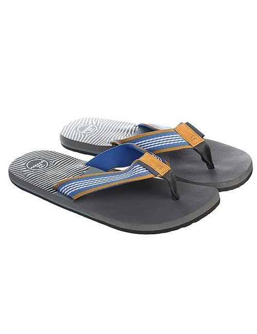 Billabong | Мужские Синие Шлепанцы Off Road Sandals Slate