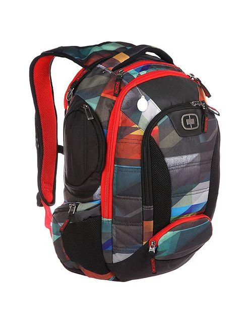 Ogio | Мужской Многоцветный Рюкзак Школьный Bandit Pack Spectro