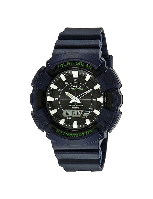 Casio | Мужские Синие Часы Collection Ad-S800wh-2a Navy