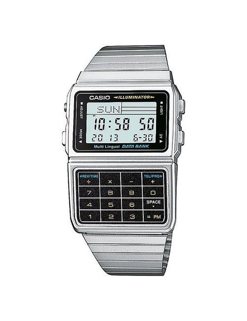 Casio   Мужские Серые Часы Collection Dbc-611e-1e Grey
