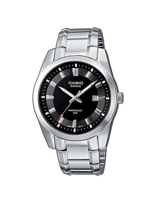 Casio   Мужские Серые Часы Collection Bem-116d-1a Grey