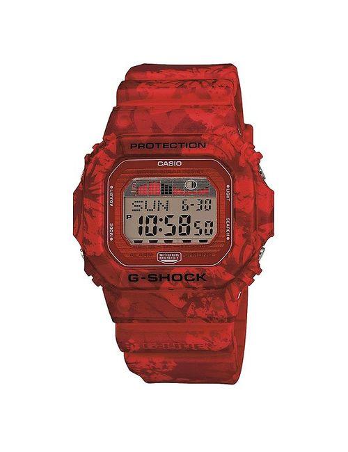 Casio G-Shock | Мужские Красные Часы Glx-5600f-4e Red