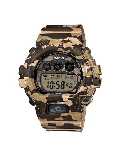 Casio G-Shock | Женские Бежевые Часы Женские Gmd-S6900cf-3e Brown/Beige