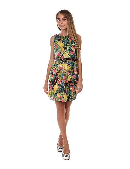 Insight | Женское Многоцветное Платье Женское Tropico Dress Tropico